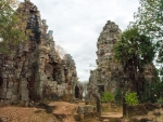 Wat Banan was consecrated as a Buddhist temple