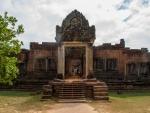 The entrance of Banteay Samre Temple