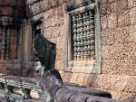 Remains of Naga mythical serpent