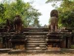 Outer eastern entrance of Banteay Samre