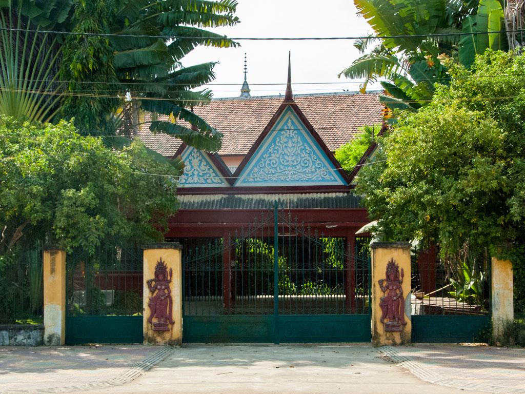 Exhibition Hall used during Sangkum Reastr Niyum