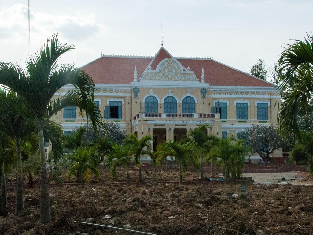 The Sala Khaet at Battambang