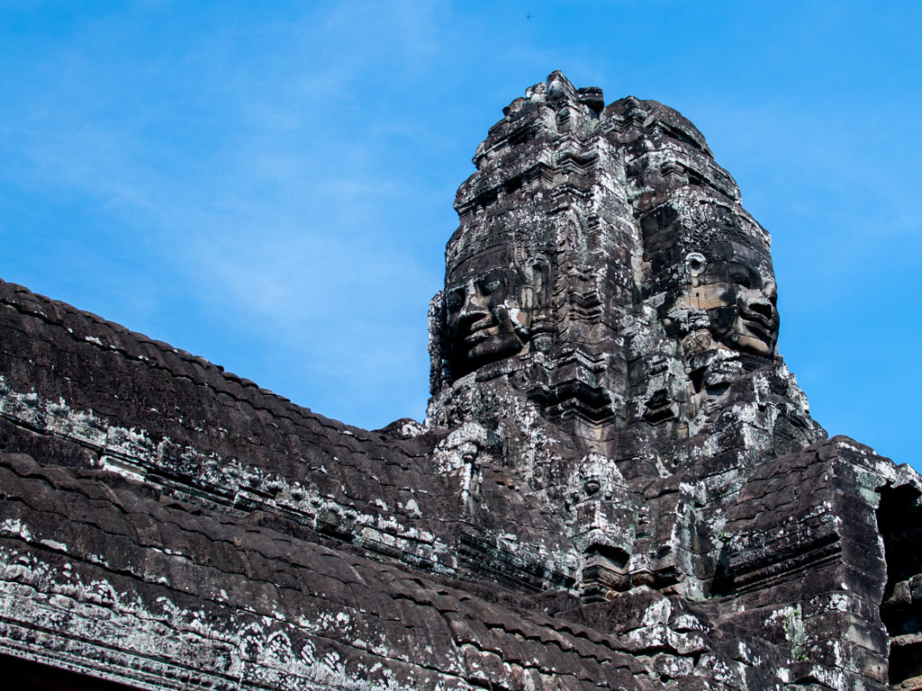 Heads of Bayon