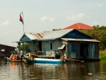 Floating villages of Phum Bak Prea