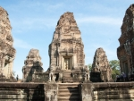 East Mebon Temple central structures