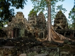 Banteay Kdei Temple meaning A Citadel of Chambers