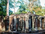 Square columned temple at Banteay Kdei