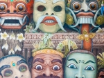 ubud-city-bali-indonesia-museum-puri-lukisan-o-painting-of-traditional-wooden-masks