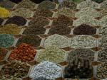 Spices at the Spice Souk