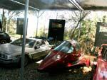 Back to the Future movie cars