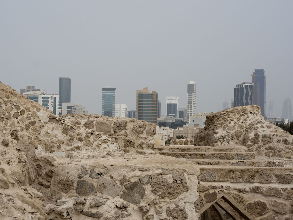 Bahrain - a taste of the Kingdom of Bahrain - Sonya and Travis