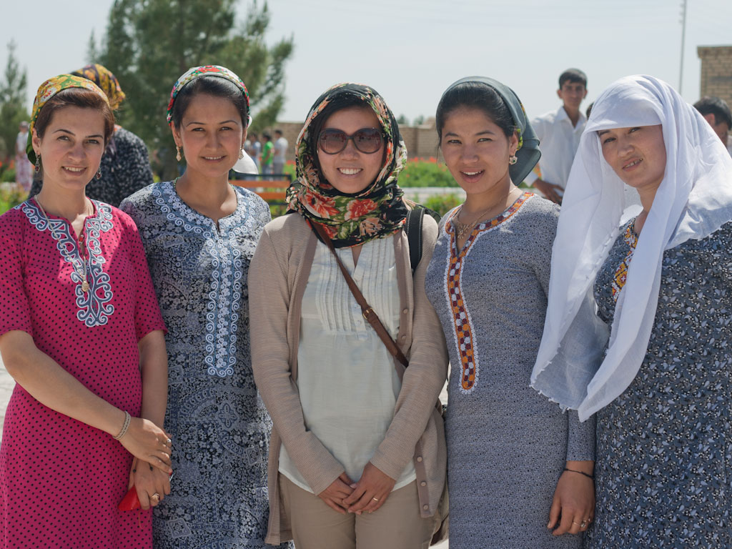 Ancient Merv, Turkmenistan - Sonya Og Travis-5248