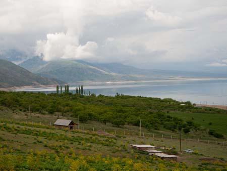 Toktogul Reservoir