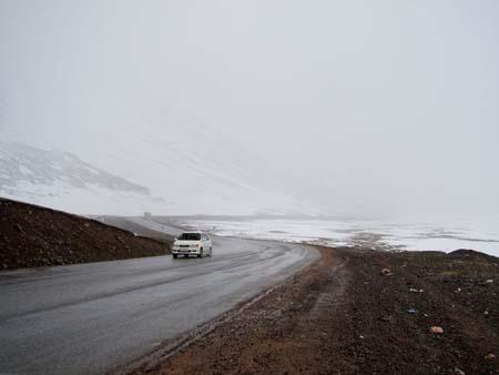 Ala-Bel Pass Kyrgyzstan