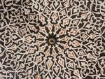 Inner dome pattern at Hazrat-Hizr Mosque