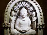 Museum of History and Archaeology Buddha with monks I to III century AD