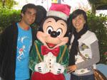 Us and Mickey Mouse