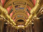 The Venetian Venice-themed halls