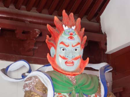 A Dharmapala, Buddhist protector