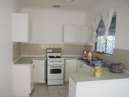 Kitchen after renovations