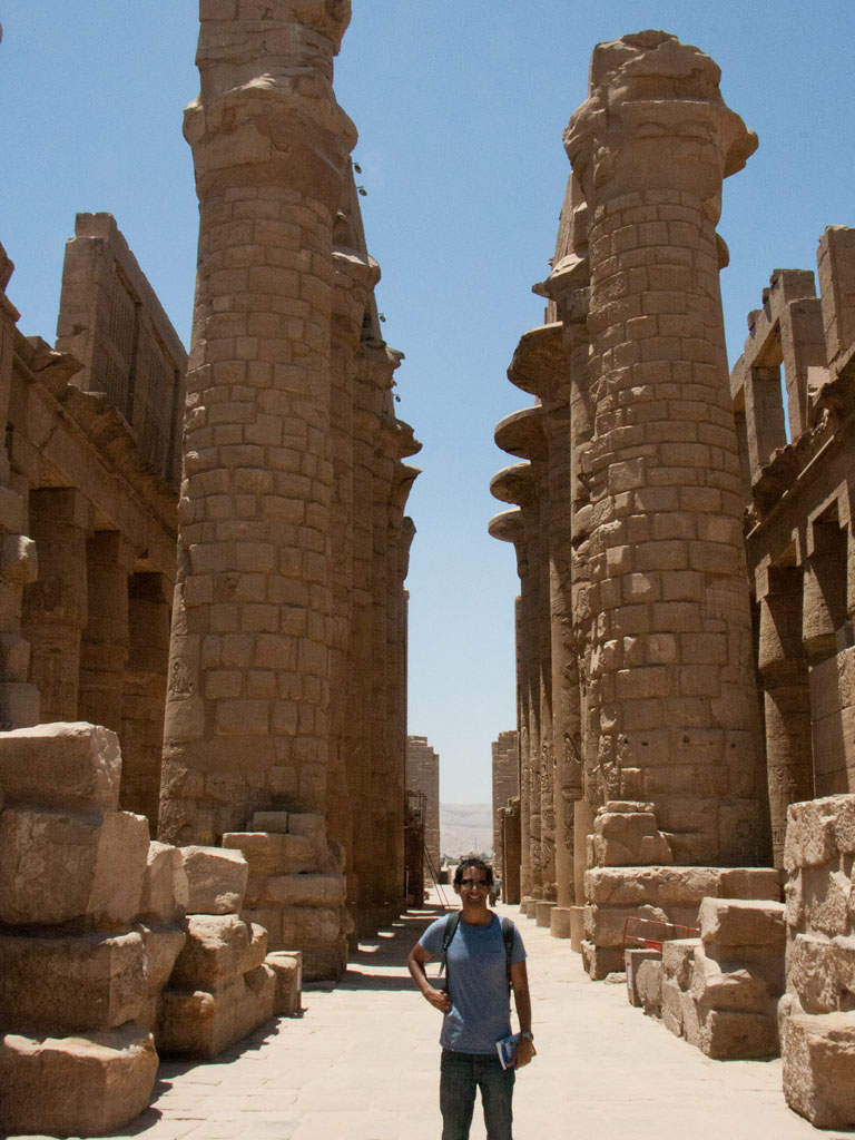 Karnak Temple - the largest ancient religious site in the ...