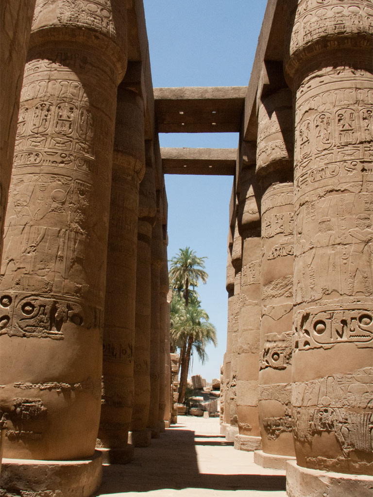 Amun Re Photographic Arts: The Largest Ancient Religious Site In The
