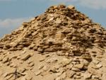 Pyramid of Userkaf, look hard enough and you can see Travis