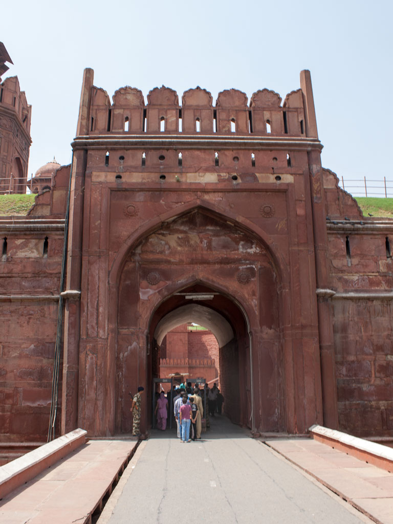 Delhi, India - Humayun's Tomb and Red Fort - Sonya and Travis Beautiful Masjid On Water