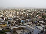 View of Jaipur, the Paris of India