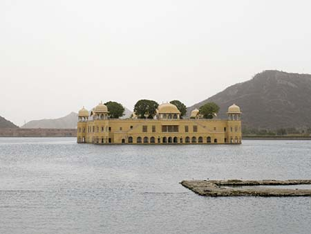 Jal Mahal meaning Water Palace