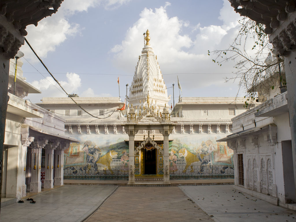 the blue city  jodhpur  rajasthan  india