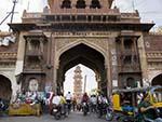 Sardar Market entrance gate at Jodhpur