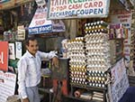 The supposedly real Jodhpur Omelette Shop