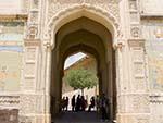 The Jaipol entrance to Mehrangarh Fort