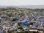Jodhpur , the Blue City