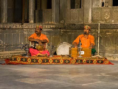 Traditional Rajasthani instruments