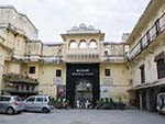 Entrance to Bagore-ki-Haveli