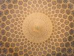 The Sheikh Lotfollah Mosque dome