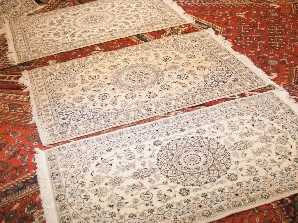 The Three Nian Carpets