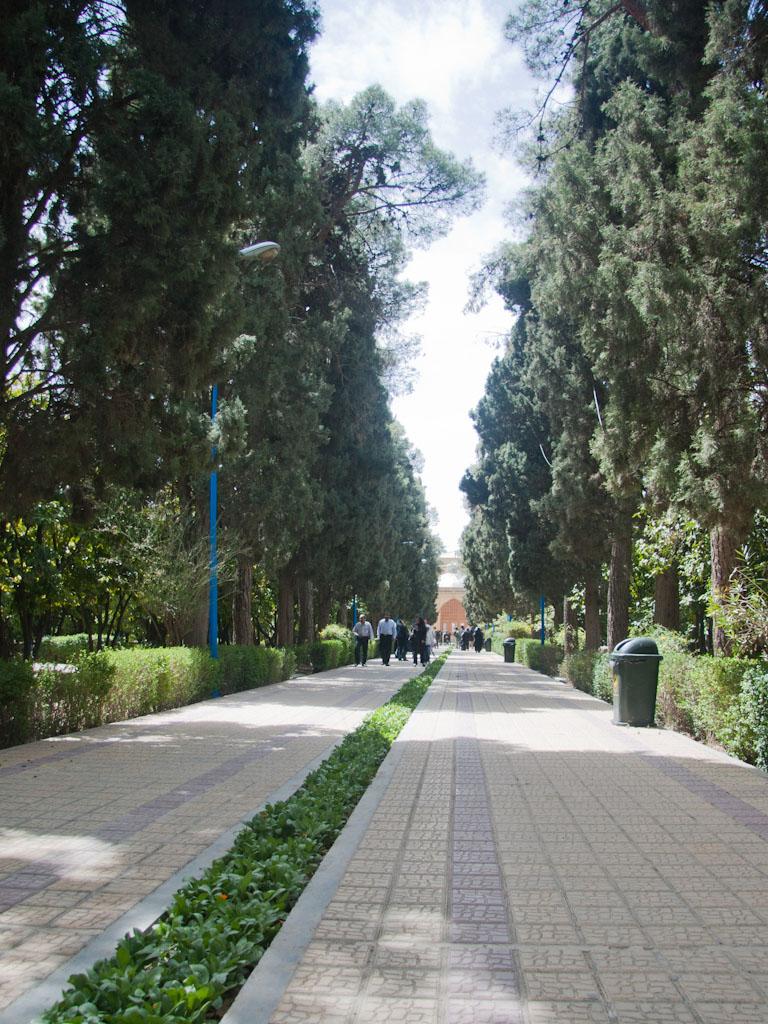 Poets And Gardens Shiraz Iran Sonya And Travis
