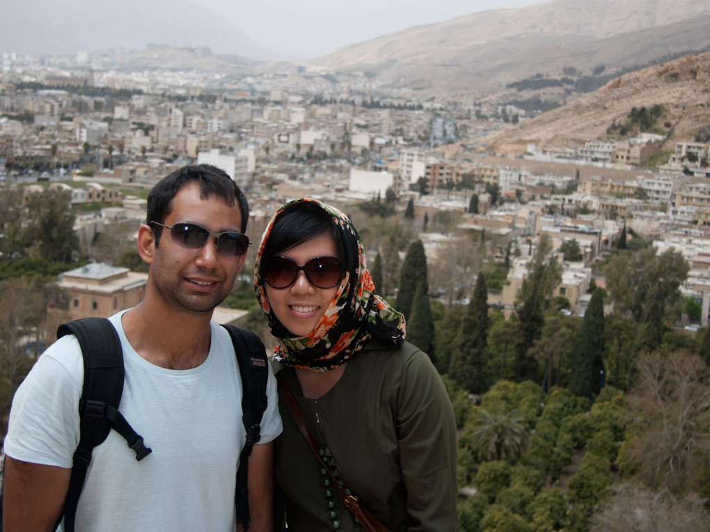 Poets And Gardens Shiraz Iran Sonya And Travis