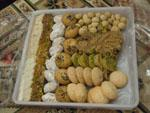 Sweets from Haj Khalifeh Ali Rahbar and Partners sweet shop