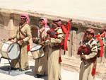 Jerash - Jordanian Bagpipers