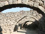 Qasr Azraq Castle - The stables