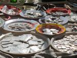 Various coins at Friday Market