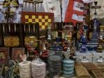 Arabic trinkets sold at the Souq