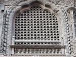 Intricate wooden windows of the Hanuman Dhoka (Royal Palace)
