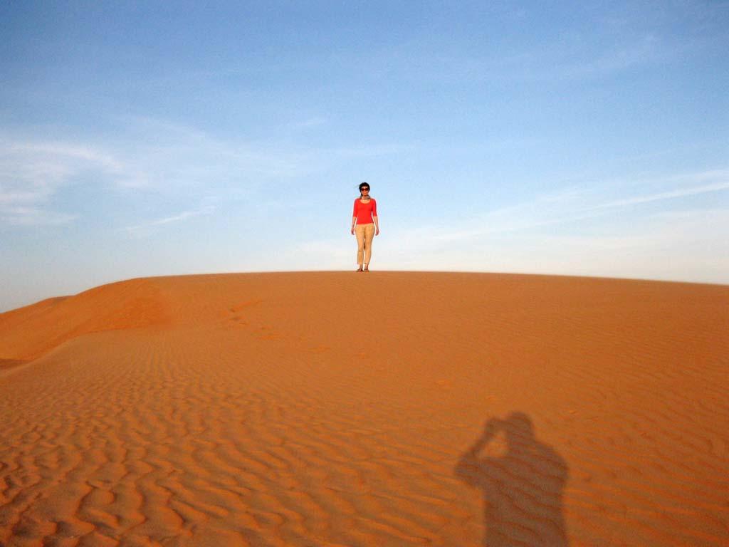 Wahiba Sands A Sandy Desert In Oman Sonya And Travis