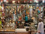Shop filled with knickknacks