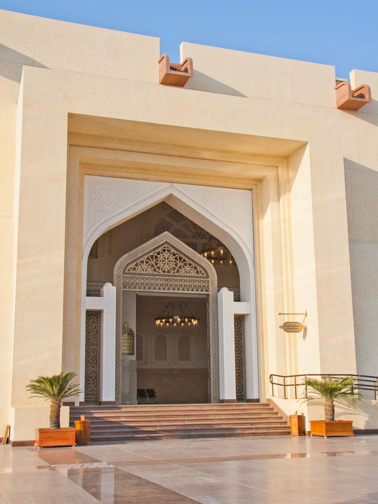 Imam Abdul Wahhab Mosque Qatar State Grand Mosque Sonya
